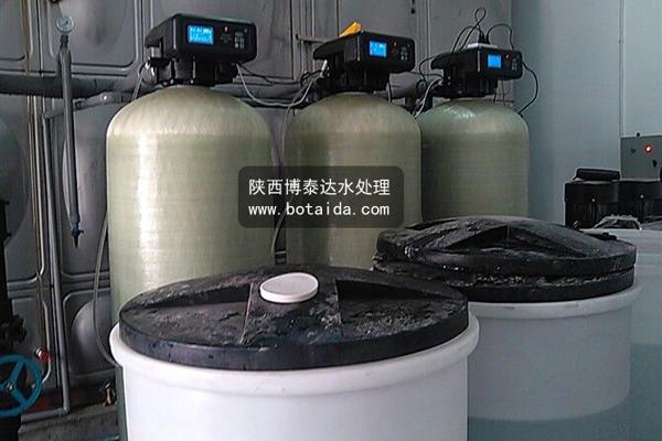 山西XX供热公司软化水