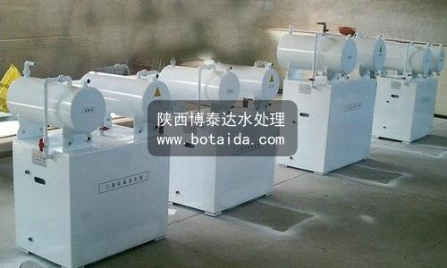 杀菌消毒二氧化氯发生器(化学法)
