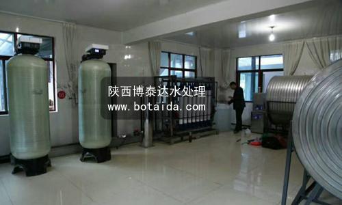 博泰达超滤设备系统