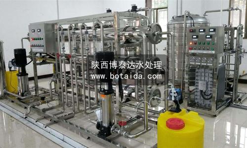 博泰达制药厂高纯水设备