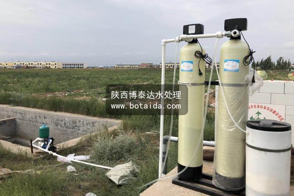 陕西榆林市定边县农牧场净化水设备