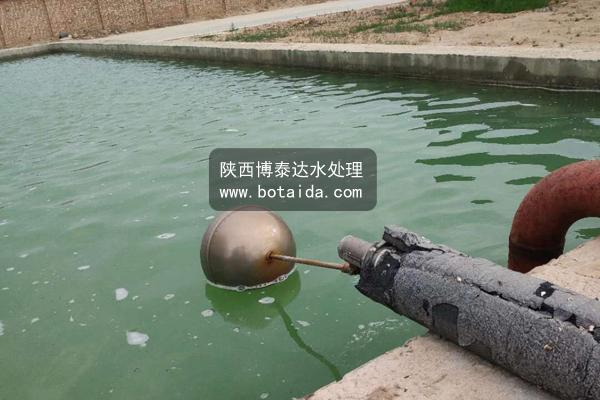 蒲城友泰塑业冷却循环水处理设备
