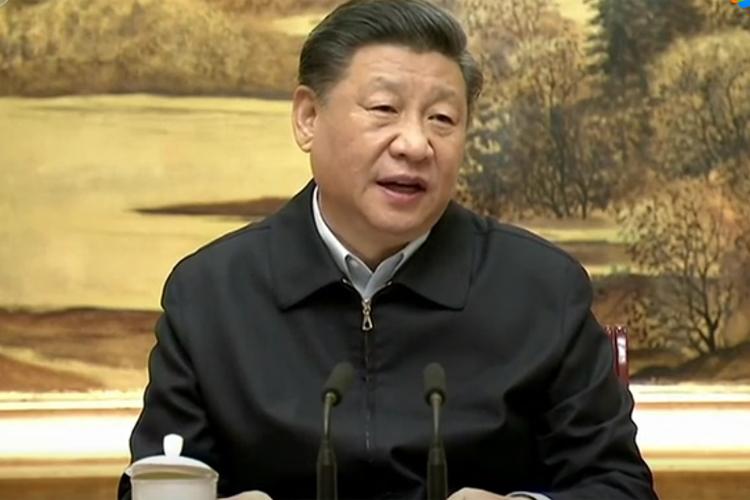 2020年习近平访陕  青山绿水新环境 ,共建新经济