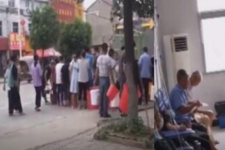 安徽寿县多名儿童老人发热腹泻,医院称病菌感染,疑似饮用水问题